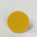 TER MIKE/VICTOR DISC INSERT - YELLOW