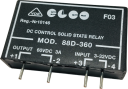 ELCO SOLID STATE RELAY, PCB MOUNT, 60VDC, 3A  3-32VDC, (TRANSISTOR)