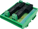 ELCO SSR INTERFACE MODULE, 2 CHANNEL - FOR 88D/870/871 SERIES (excl Fuse)