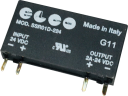 ELCO SOLID STATE RELAY, ULTRA SLIM, PCB MOUNT, 24VDC 2A MOSFET, CONTROL 15-30VDC
