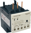 OVERCURRENT RELAY, DIRECT CONNECT, DEFINITE, 1 - 12A, 220-240VAC - SUITABLE FOR GH15E & F CONTACTORS