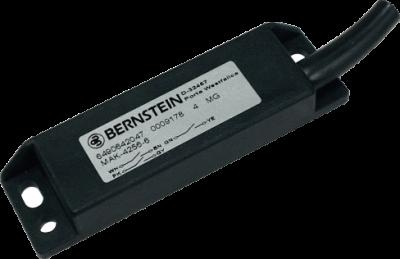 BERNSTEIN CODED MAGNETIC SENSOR PLASTIC 88x25x13, 2NC+1NC, 5-14mm
